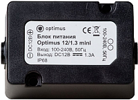 Блок питания Optimus 12/1.3 mini -