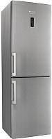 Холодильник с морозильником Hotpoint-Ariston HFP 6180 X -