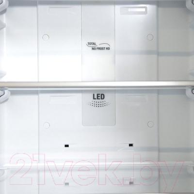 Холодильник с морозильником Hotpoint-Ariston HFP 6180 W