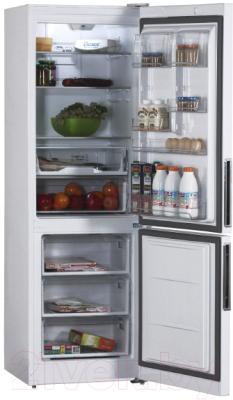 Холодильник с морозильником Hotpoint-Ariston HFP 5180 W