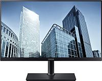 Монитор Samsung S24H850QFI / LS24H850QFIX (черный) -