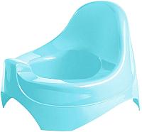 Детский горшок Пластишка 431326002 (голубой) -