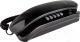Проводной телефон Texet TX-215 (черный) -