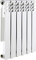 Радиатор алюминиевый Rommer Optima 500 (1 секция) -