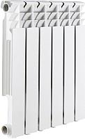Радиатор биметаллический Rommer Optima Bm 500 (1 секция) -