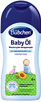 Косметическое масло Bubchen Для младенцев 11811334 (200мл) -