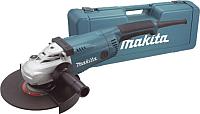 Профессиональная угловая шлифмашина Makita GA9020SFK -