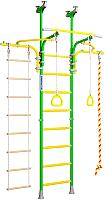 Детский спортивный комплекс Romana Transformer ДСКМ-2-8.06.Т1.490.03-14 (зеленое яблоко) -