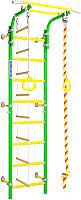 Детский спортивный комплекс Romana Next 1 ДСКМ-2С-8.06.Г1.490.18-24 (зеленое яблоко) -