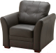 Кресло мягкое Ikea Гессберг 303.777.46 -