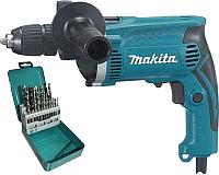 Профессиональная дрель Makita HP1631KX2 -