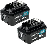 Набор аккумуляторов для электроинструмента Makita BL1040B (197404-6) -