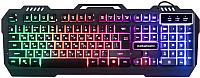 Клавиатура Nakatomi KG-35U (черный) -