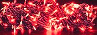 Светодиодная гирлянда Авилюкс Твинклайт LED-058-1/100-R (красный) -