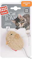 Игрушка для животных Gigwi Мышка 75217 -