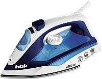 Утюг BBK ISE-2201 (темно-синий) -