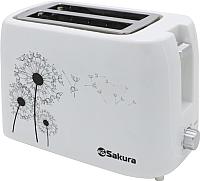 Тостер Sakura SA-7608W (белый) -