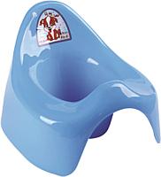 Детский горшок Dunya Семер 11106 (голубой) -