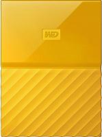 Внешний жесткий диск Western Digital My Passport 4TB (WDBUAX0040BYL) -