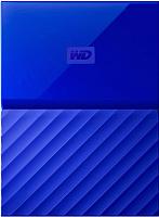 Внешний жесткий диск Western Digital My Passport 4TB (WDBUAX0040BBL) -