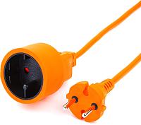 Удлинитель Power Cube PC-L1-B-10 (оранжевый) -