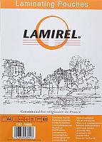 Пленка для ламинирования Fellowes Lamirel LA-78658 А4, 100мкм (100шт) -