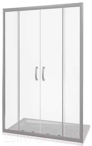 Купить Душевое ограждение Good Door, Infinity WTW-TD-150-C-CH, Россия