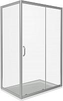 Душевой уголок Good Door Infinity WTW-130-C-CH + SP-90-C-CH -