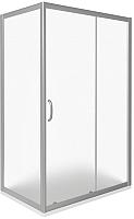 Душевой уголок Good Door Infinity WTW-120-G-CH + SP-80-G-CH -