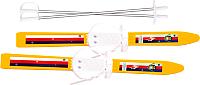 Комплект беговых лыж Цикл Олимпик-Спорт -