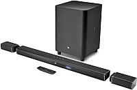 Звуковая панель (саундбар) JBL Bar 5.1 / BAR51BLKEP (черный) -