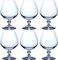 Набор бокалов для коньяка Bohemia Angela 40600/1/400 (6шт) -