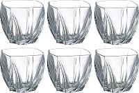 Набор стаканов Bohemia Neptune 9K7/2KD85/0/99S39/300-669 (6шт) -