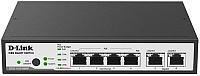 Коммутатор D-Link DES-1100-06MP/A1A -