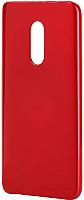 Чехол-накладка Case для Redmi Note 4 (красный) -