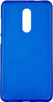 Чехол-накладка Case для Redmi Note 4 (синий) -