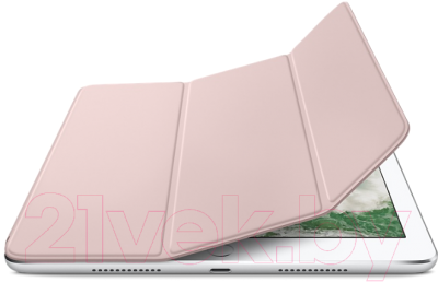 Чехол для планшета Apple Smart Cover for iPad Pro 9.7 (Pink Sand) / MNN92ZM/A
