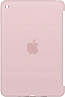 Бампер для планшета Apple Silicone Case for iPad mini 4 (Pink Sand) / MNND2ZM/A -