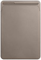 Чехол для планшета Apple Leather Sleeve for 10.5 iPad Pro Taupe / MPU02 -