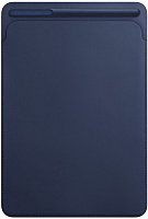 Чехол для планшета Apple Leather Sleeve for 10.5 iPad Pro Midnight Blue / MPU22ZM/A -