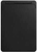 Чехол для планшета Apple Leather Sleeve Black / MQ0U2ZM/A -
