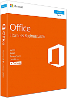 Пакет офисных программ Microsoft Office Home and Business (T5D-02703) -