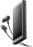 MP3-плеер Sony NW-A37HNB (черный) -
