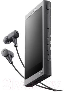 MP3-плеер Sony NW-A37HNB (черный)