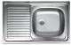 Мойка кухонная КромРус S 416 RUS (правая) -