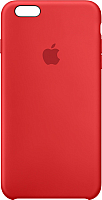 Чехол-накладка Apple Silicone Case для iPhone 6s Plus Red / MKXM2 -