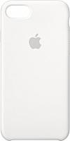 Чехол-накладка Apple Silicone Case для iPhone 8/7 White / MQGL2 -