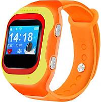 Умные часы детские Ginzzu GZ-501 (оранжевый) -