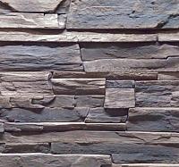 Декоративный камень Baastone Сланец Московский светло-бежевый/серый/желтый 105 (400/250/150x9) -
