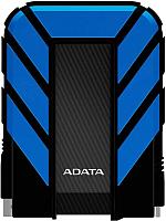 Внешний жесткий диск A-data HD710P 2TB (AHD710P-2TU31-CBL) -